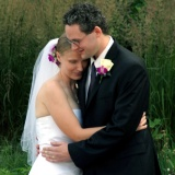 8x10 bride and groom hug